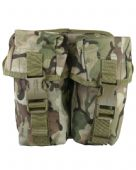 BRITISH TERRAIN PATTERN MOLLE DOUBLE AMMO POUCH